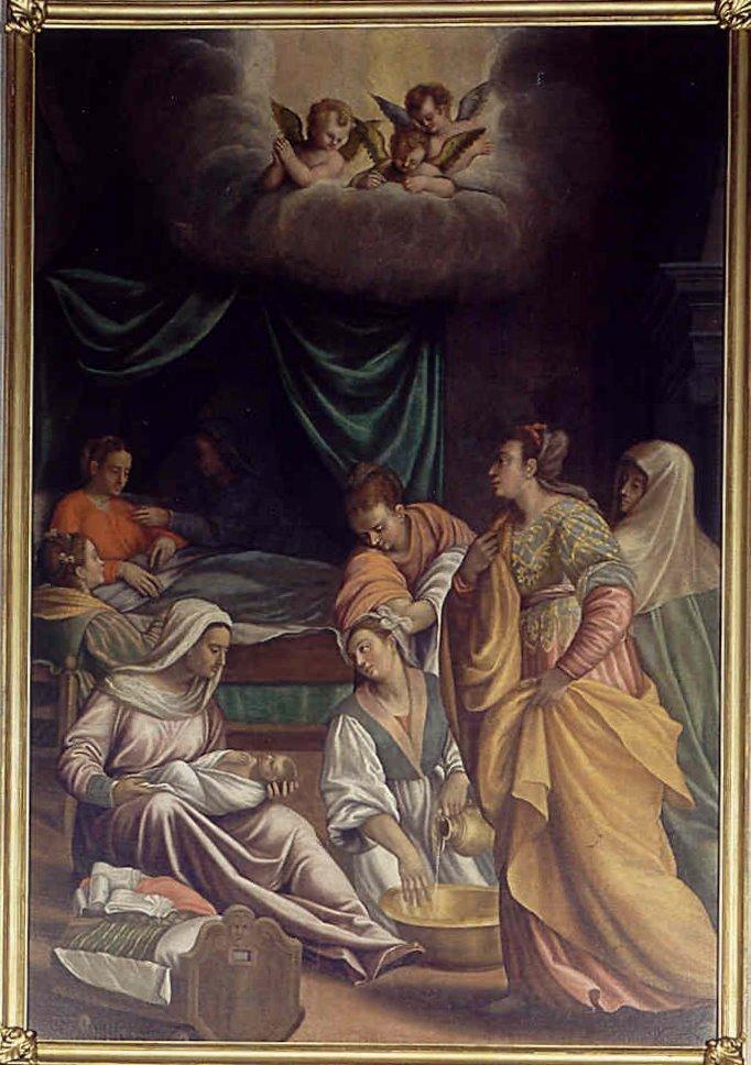 Primo altare a destra