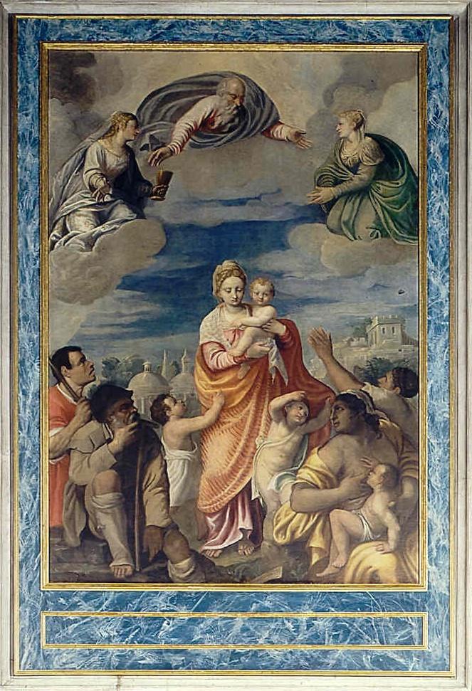 Primo Altare A Sinistra